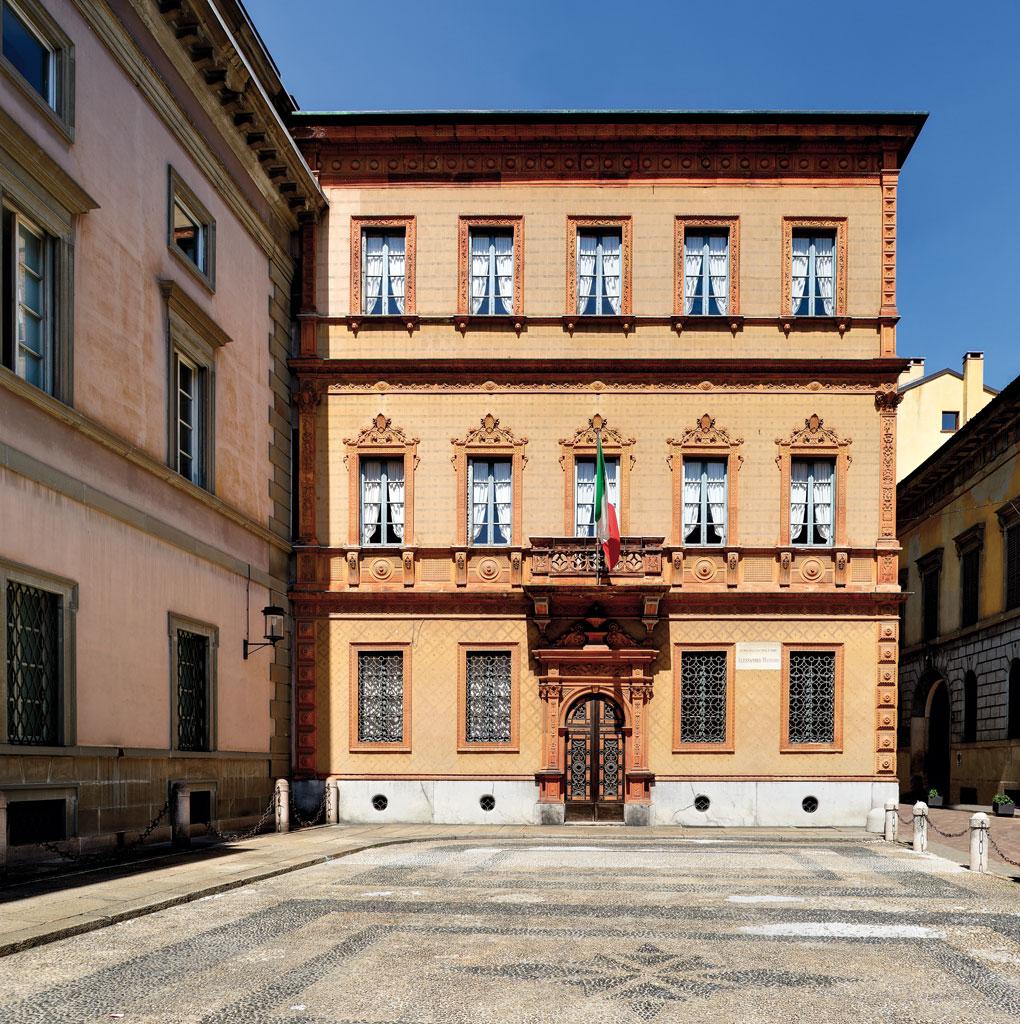 Fotografia di Casa Manzoni