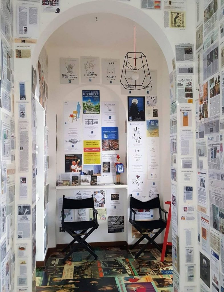 Kasa dei Libri: un luogo segreto Milano