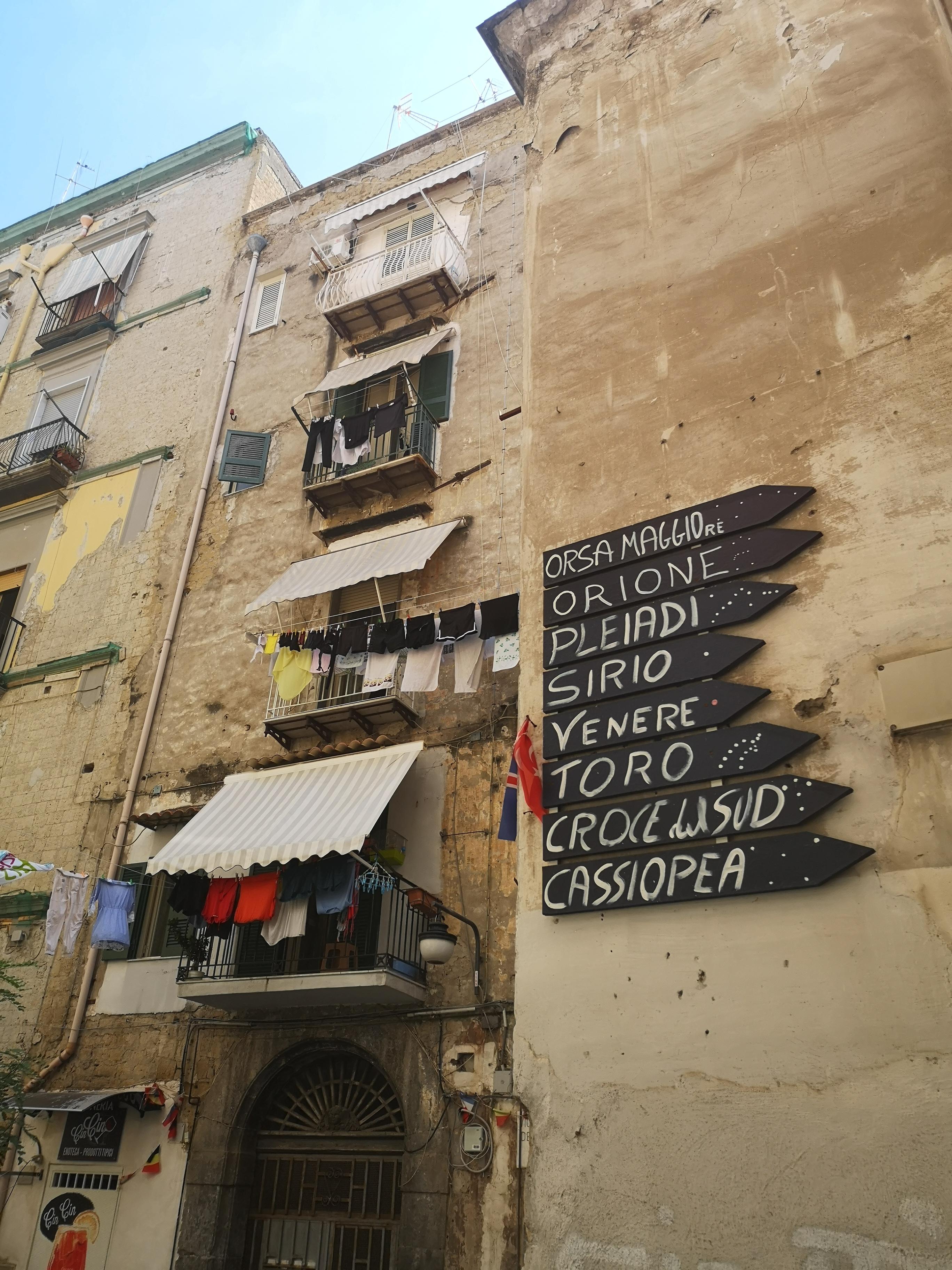 Elenco dieci cose insolite da fare a Napoli
